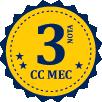 Selo de aprovação do MEC